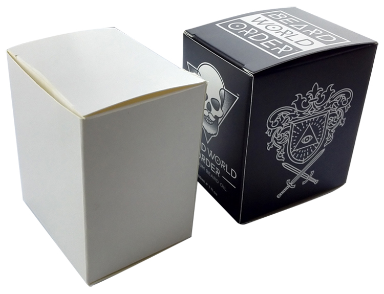 Recycled Custom Card Paper Small Item Packaging Box