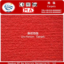 Rib Pattern Flooring Carpet