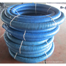 2 inch flexible cloth natural rubber hose for air shaft / water hose / fuel oil hose