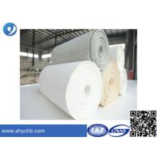 Polyest agulha feltro filtro filtro de tecido sacos