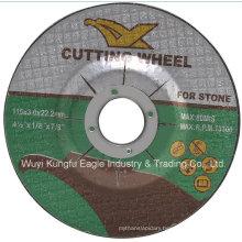 """4.5"""" Depressed Center Abrasive Grinding Wheel for Stone"""