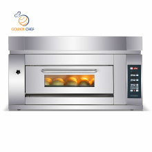 1 deck 2 trays stainless steel counter top commercial bakery oven/industrial bread baking machine gas oven/Baking Shop Machines