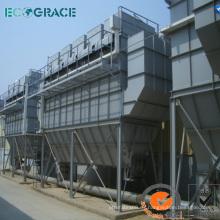 Filtro de filtro aprobado ISO9001 Extractor de polvo