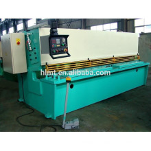 Hydraulic cnc sheet metal shearing machine