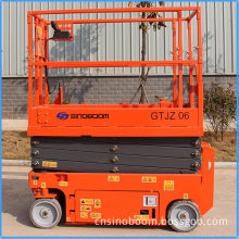 Self-Propelled Electric Man Lifts with CE Certification