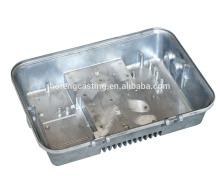customized precision cast aluminum covers