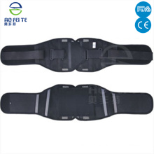 high quality lumbar support with double pull lumbar brace for back pain relief