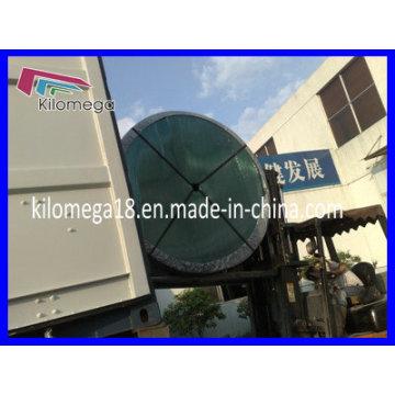 Новый ленточный конвейер для экспорта в Корею Ep800/4