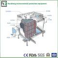 Colector de polvo combinado de la serie Bd-L (electrostático y bag-house)