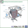Combine Dust Collector of Bd-L Series (electrostatic and bag-house)