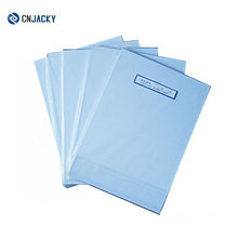 Hojas de tarjeta de PVC autoadhesivas de inyección de tinta de 0.3 mm