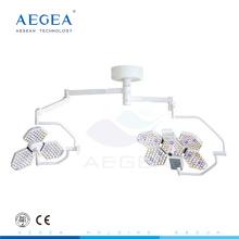 АГ-LT014B операции две головы импортированные светодиодные лампы операционной ОЕМ хирургический светильник