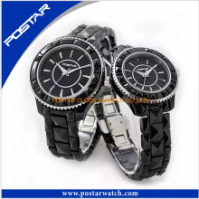 The Ceramic Wrist Watches Couple Watch