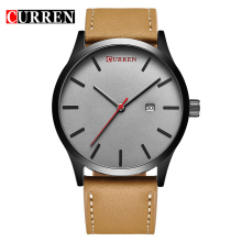 2017 Big Dial Minimalism Quartz Watches Men
