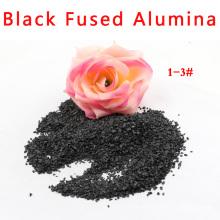Proveedor Profesional Fundido Negro Alumina 46 # para Sanblasting (XG-BFA-002)