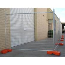Temporal alambre de malla valla-caliente venta