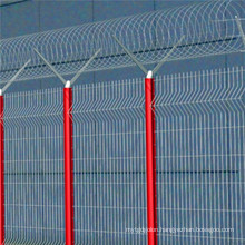 358 High Security Fence /Prison Mesh Fence/Anti Cut Fence
