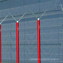 Анти Восхождение Безопасности Декоративные Стали Забор/Металлический Забор