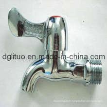 Robinet de zinc OEM & ODM avec SGS, ISO 9001: 2008, RoHS