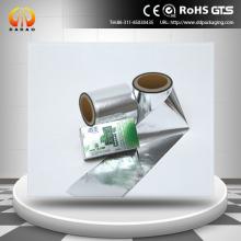 Produits pharmaceutiques emballage Film métallisé CPP Film/MCPP