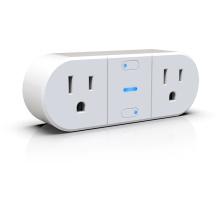 Amerikanischer Standard Dual-Output WIFI Smart Socket