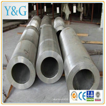 A6165 A6061 A6063 A6101 aluminium alloy anodized mill finished sand blasted tube / pipe
