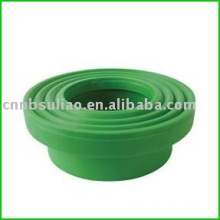 round flange core for PPR pipe fitting,custom flange core