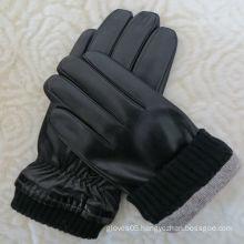 Custom winter men stylish gloves