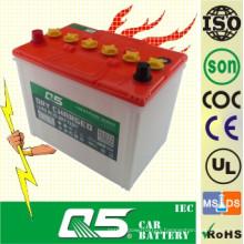 JIS-N50 12V50AH, Long Life Dry Charged Car Battery