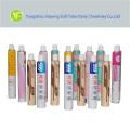 Tubo de aluminio para crema Medicinal