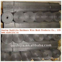 black wire mesh (cloth) / wire mesh cloth
