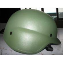 Casque anti-balles pour protection balistique