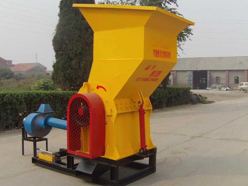 Mobile Car Shell Crusher
