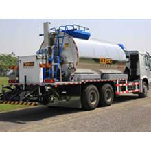 Distributeur d'asphalte de bonne qualité à la consommation