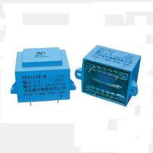 encapsulated pcb mount transformer manufacture