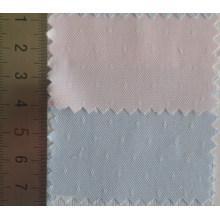 Ромб Добби ткань полиэстер хлопок рубашки