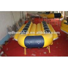 HH-DB520 bateau de banane gonflable (10 personnes)