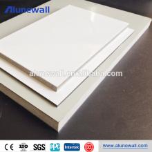 6mm Alucobond madera acp hoja texturas panel compuesto de aluminio