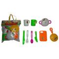 Mini juego de cocina de cocina de juguete para niños