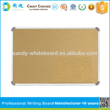 wholesale alum frame cork board size