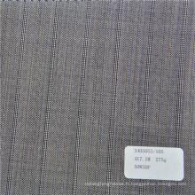 Tissu 50 de tissu de tissu de polyester de 50 laines pour le costume des hommes
