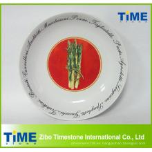 Cuenco de espagueti de cerámica de la venta caliente