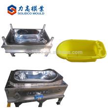 Китай высокое качество дешевые пользовательские пластиковый малыш/малышей ванна прессформа впрыски