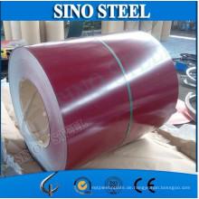 Farbe beschichtete verzinkte Stahl-Coils PPGI für Dächer