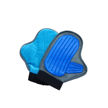 Pet Deshedding Tool  glove