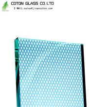Silk Screen Glass Color