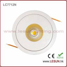 Заводская Цена 8ВТ потолка dimmable downlight удара LC7716D