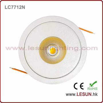 Factory Price 8W Dimmable COB Ceiling Downlight LC7716D