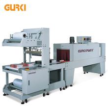 Gurki GPL-6030+GPS-6040 Automatic Bottle Heat Shrink Tunnel Wrap Packing Machine