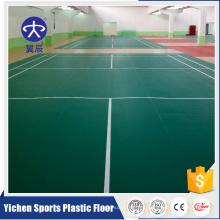 rollo de alta calidad del suelo del PVC del precio bajo en suelo plástico